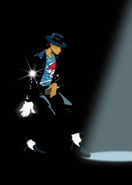 Michael Jackson by Des Taylor