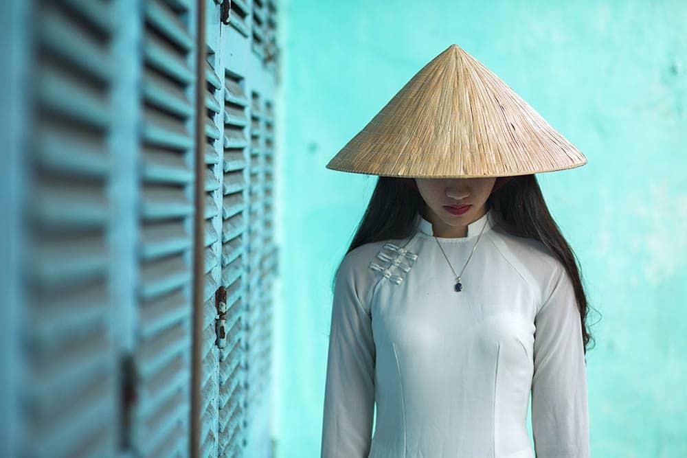 Ao Dai Collection - Photo by Réhahn.