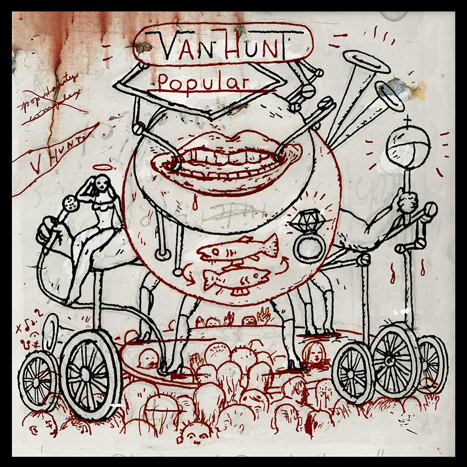 Album artwork: Jonathon Rosen